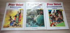 Thailand Edition Prince Valiant Vol.1-3 by Hal Foster  Color Comics Book Rare!!!