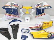 Aftermarket ABS Fairing Set for Honda CBR900 RR 893 92 93 tank pad H04 lu#G