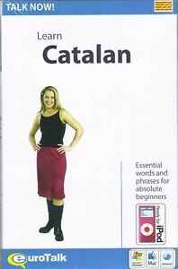 Talk Now! Learn Catalan, CD-ROM Language Learning Series