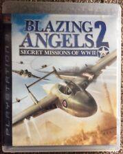 Blazing Angels 2: Secret Missions of World War II (PS3) VideoGames