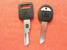 1986 - 1996 CHEVROLET CORVETTE VATS KEY BLANKS