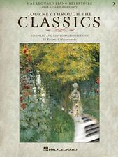 Journey Through the Classics: Book 2 Late Elementary Hal Leonard Piano 000296871