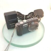 Panasonic LUMIX DMC-TZ30/DMC-ZS20 14.1MP Digital Camera - Black 4 GB Memory Card