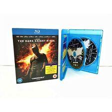 The Dark Knight Rises UK 2disc Blu-ray2012film Christian Bale5051892077088Batman