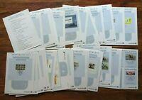 Bund ETB Jahrgang 2007 komplett mit S + Inhaltsverzeichnis 1-41 Ersttagsblätter