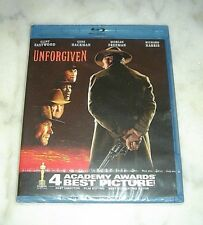 Unforgiven *Blu Ray* / Greek / Brand New / OOS VHTF / Factory Sealed!!!