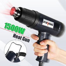 1500W 600℃ Electric Handheld Heat Gun Hot Air Heating Paint Striping