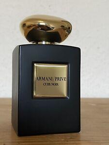Armani Prive Cuir Noir Eau de Parfum Intense 100ml Unisex Lesen Beschreibung👇🏻