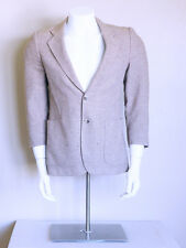 vtg 70s 50s psychobilly ROCKABILLY REVIVAL atomic fleck coat blazer jacket 39R