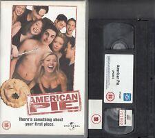 American Pie VHS/PAL/15/1999
