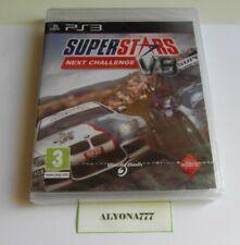 Superstars V8 Next Challenge PS3 (Playstation 3, 2010) *REGION FREE* *BRAND NEW*