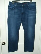 7 for All Mankind Women's Ladies Jeans Size 38 The Straight