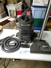 Rainbow Vacuum Cleaner Power Head And Hose Electric