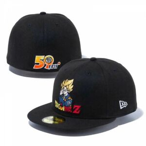 NEW ERA 59FIFTY Fitted Cap DRAGON BALL Z Goku Instant Transmission From Japan