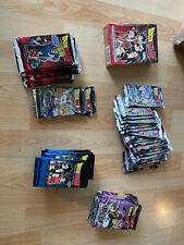 booster de 12 cartes dragon ball Z world game saga NEUF anglais 2002