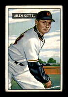 1951 Bowman #304 Al Gettell RC EX X1454398