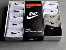 NEW Male  Brand  Men Cotton  ankle  Socks Cotton Socks  5 Pairs Size 6-11
