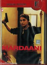 MARDAANI *RANI MUKHERJEE* -  ORIGINAL 2 DISC BOLLYWOOD DVD