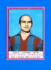 CALCIATORI PANINI 1967-68 - Figurina-Sticker - TENEGGI - CATANIA - Rec