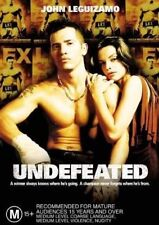 Undefeated (DVD, 2004)