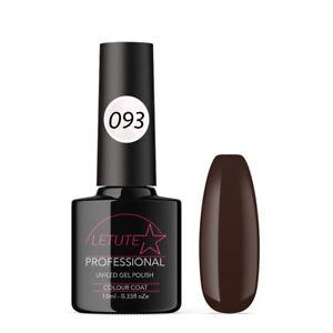093 LETUTE™ Dark Berry Soak Off UV/LED Nail Gel Polish