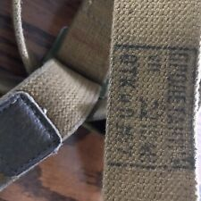 New listing Russian 91/30 Mosin Nagant Web Rifle Sling & Dog Collars