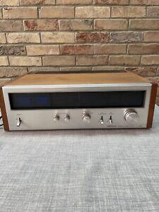 Pioneer TX-7100 Vintage Hi Fi Separates AM & FM Radio Tuner