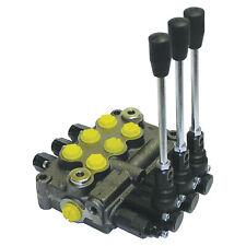 Prince Hydraulic Control Valve 8 Gpm 3 Spool Model Mb31bbb5c1