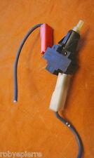 Ricambio lavatrice Indesit WD 125T 125 selettore elettrico T150 E1091 pulsante