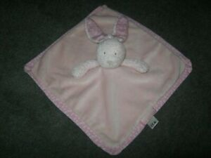 Mothercare Pink Floral My First Bunny Comforter MC301.