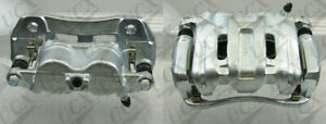Frt Left Rebuilt Brake Caliper With Hardware  Undercar Express  10-5182S