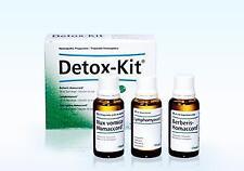 Talón desintoxicación _ Kit (talón Kit 30 Ml X 3) los remedios homeopáticos