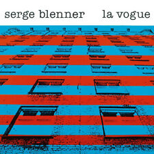 Serge Blenner : La Vogue CD (2019) ***NEW*** Incredible Value and Free Shipping!