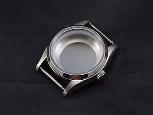 Explorer style watch case for ETA 2824 ETA 2836 Seagull ST2130  36mm