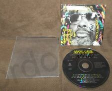 George Clinton & The P-Funk Allstars If Anybody Gets Funked Up CD, Artwork 1996