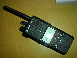 Motorola DP4600 UHF 403-527MHz DMR with UNUSED IMPRES LiIon battery #2