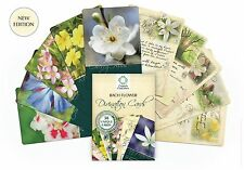 Bach Flower Divination Cards Pack 38 Beautiful illustrations, proverbs, quotes