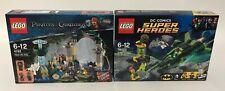 Lego 76025 Super Heroes - DC Green Lantern vs Sinestro