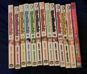 Hot Gimmick manga lot complete vol #1-12 & light novel, Miki Aihara, Shojo, Viz