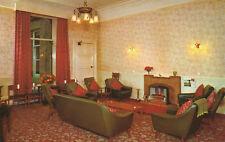 The Ground Floor Lounge Abbotsview Galashiels Scotland Printed Unposted Postcard