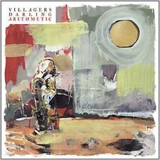 Villagers ‎– Darling Arithmetic Vinyl LP Domino 2015 NEW/SEALED 180gm