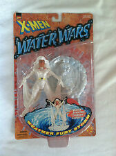 Marvel Comics X-MEN water wars Toy Biz Weather Fury Storm action figure heroes