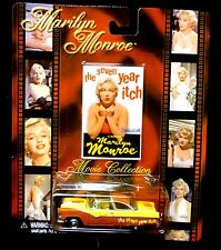 Marilyn Monroe Seven Year Itch Movie Collection #4 1/64 Scale die cast car New