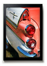 1957 Dodge Royal Lancer Photo Print 13x19 Auto Art Poster '57 Swept-Wing Mopar