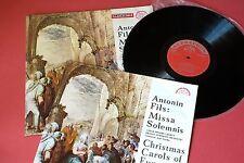 SUA ST 50517 Fils Missa Solemnis Czech Prague Veselka Venhoda Supraphon Stereo