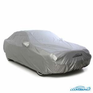 Aston Martin V12 Vantage Custom Car Cover - Coverking Silverguard - All Weather