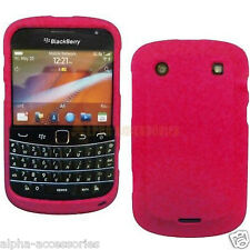 TPU Hydro Silicone Gel Cover Circle Hard Hybrid Case For BlackBerry 9900 Bold UK