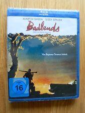 Badlands - Zerschossene Träume  [Blu-ray] - Neu in Folie