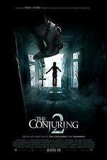 The Conjuring 2 Original D/S Rolled Movie Poster 27 x 40 NEW 2016 Vera Farmiga