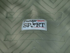 New listing Thundershirt Sport Xl, for Dog Anxiety, Gently used, Platinum/tangerine trim